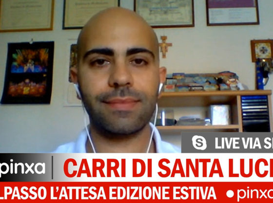 Carri estivi Santa Lucia Belpasso, talk con Antonino D. Tomarchio | VIDEO