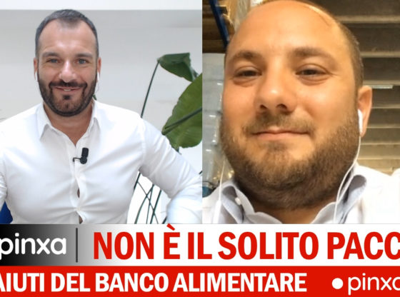 Domenico Messina, talk per i 30 anni del Banco Alimentare in Sicilia | VIDEO