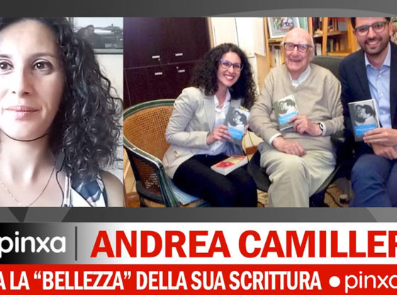 Addio Andrea Camilleri, talk con Lorena Scimè | VIDEO