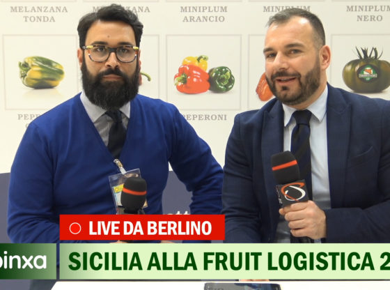 Live dalla Fruit Logistica 2020 con Davide La Rosa di Vittoria Mercati | VIDEO