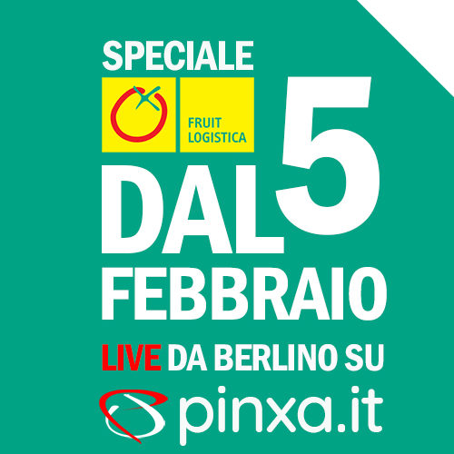 La Sicilia alla Fruit Logistica 2020. Da Berlino i Talk di Pinxa