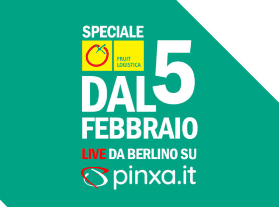 Interviste e live streaming dalla Fruit Logistica 2020 di Berlino