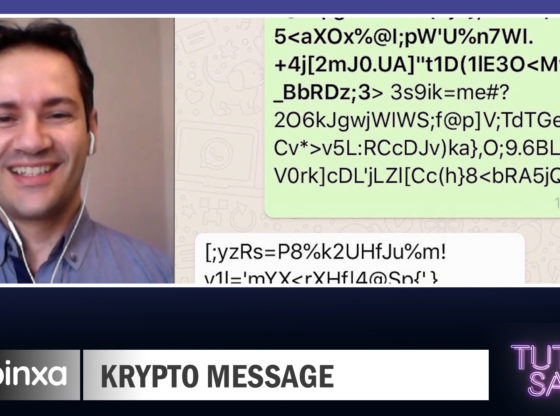 Kryptomessage, l'App per proteggere la privacy dei messaggi via chat. Talk con Giuseppe Minniti | VIDEO