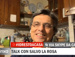 "Talk con Salvo La Rosa ed è ""Di nuovo insieme"" in TV 